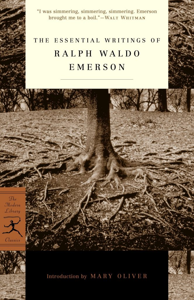 The Essential Writings Of Emerson Book by Ralph Waldo Emerson